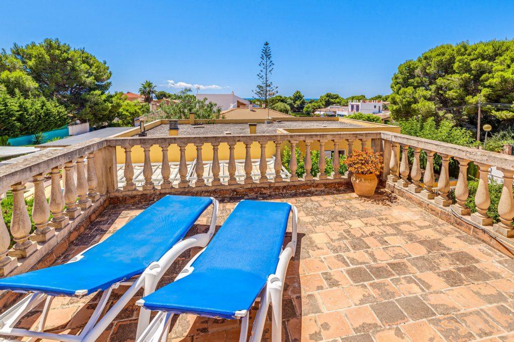 villa isabel balcon