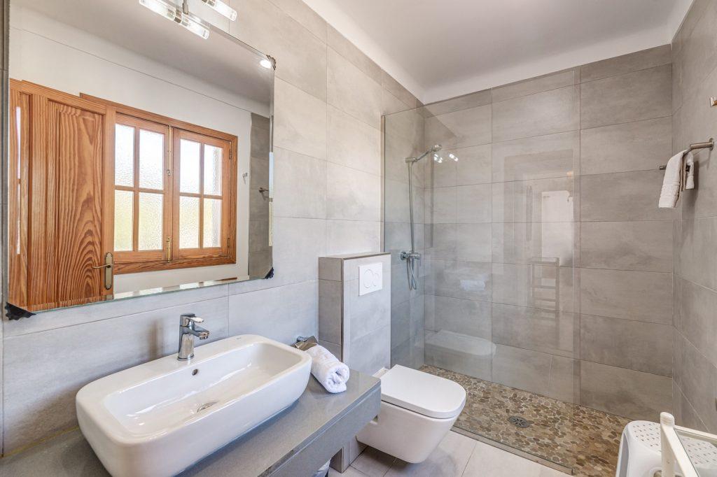villa isabel baño