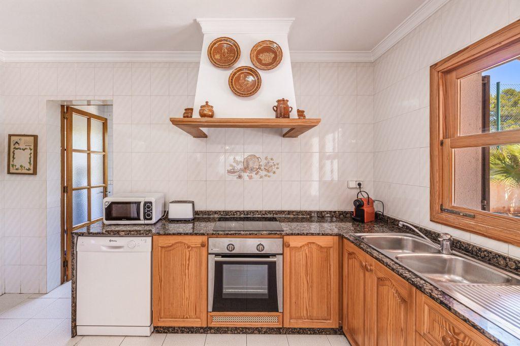 villa isabel cocina