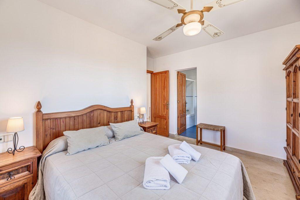 villa isabel habitacion