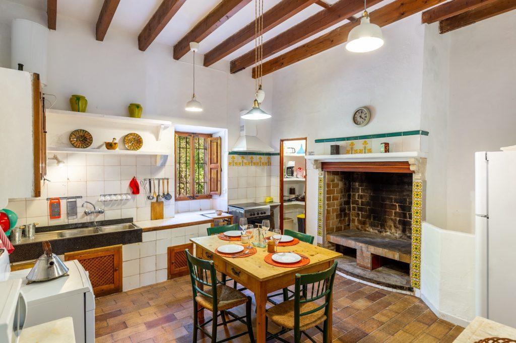 ses cases noves cocina